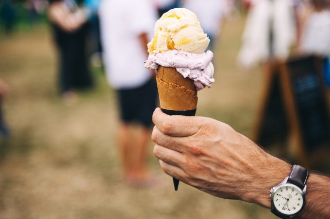My 5 favourite places: Ice creamedition