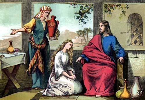 The struggle between my Mary and myMartha